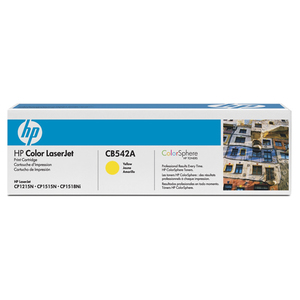 Toner HP 125A (CB542A), galben