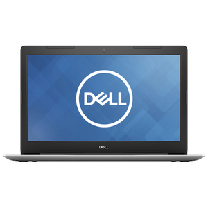 "Laptop DELL Inspiron 5570, Intel Core i5-8250U pana la 3.4GHz, 15.6"" Full HD, 8GB, 2TB, AMD Radeon 530 2GB, Ubuntu, argintiu"