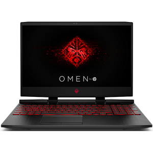 "Laptop Gaming Omen by HP 15-dc0010nq, Intel Core i7-8750H pana la 4.1GHz, 15.6"" Full HD, 8GB, 1TB, NVIDIA GeForce GTX 1050 4GB, Free Dos"