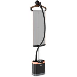 Aparat de calcat vertical cu abur TEFAL Pro Style Care IT8460E0, 1.3l, 1800W, Negru-Maro