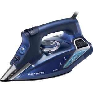 Fier de calcat ROWENTA Steamforce DW9240F1, 350ml, 230g/m, 3100W, talpa Microsteam400 Profile Laser, albastru inchis