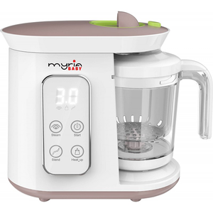 Aparat de gatit multifunctional 5 in 1 MYRIA MY5000, 500W, alb