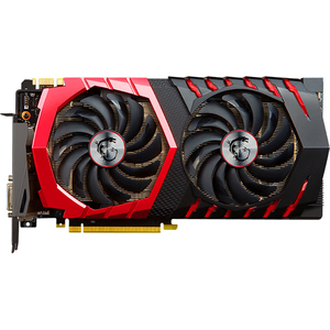 Placa video MSI NVIDIA GeForce GTX 1080 GAMING 8G, 8GB GDDR5X, 256bit, GTX 1080 GAMING 8G