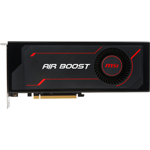 Placa video MSI AMD Radeon RX VEGA 64 AIR BOOST 8G OC, 8GB HBM2, 2048bit, RX VEGA 64 AIR BOOST 8G OC