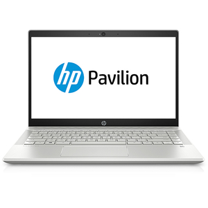 "Laptop HP Pavilion 14-ce0000nq, Intel® Core™ i5-8250U pana la 3.4GHz, 14"" Full HD, 8GB, SSD 256GB, Intel HD Graphics 620, Free Dos"