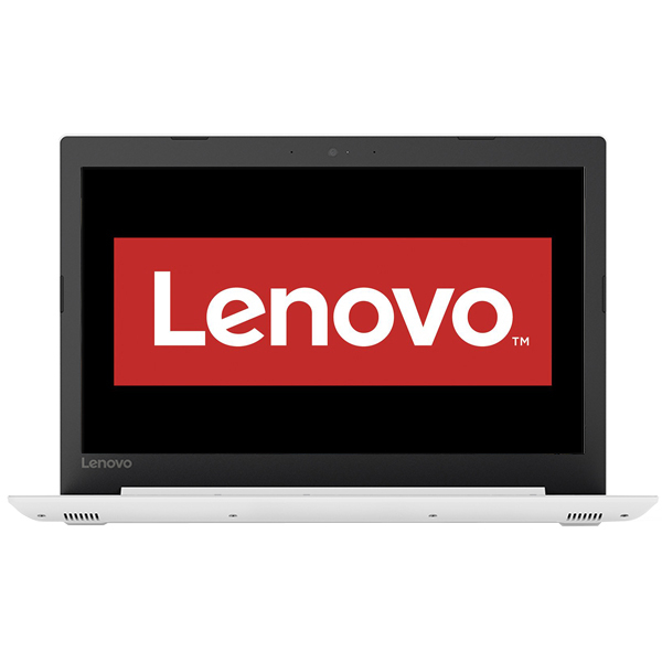 "Laptop LENOVO IdeaPad 330-15IGM, Intel Pentium N5000 pana la 2.7GHz, 15.6"" HD, 4GB, SSD 128GB, Intel UHD Graphics 605, Free Dos, alb"