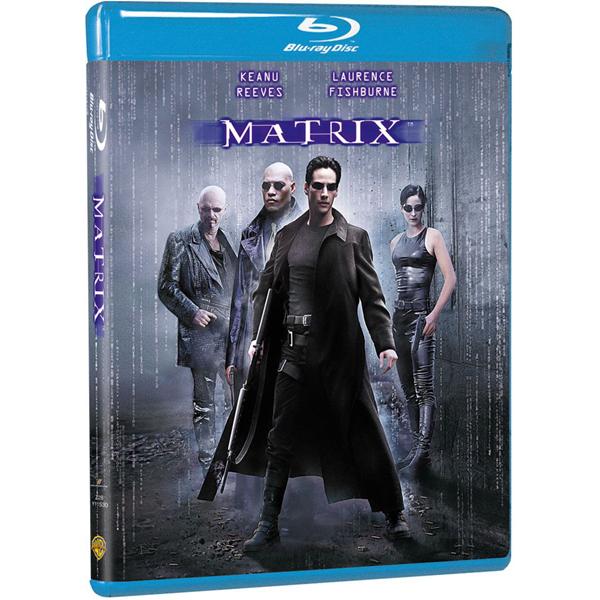 Matrix Blu-ray