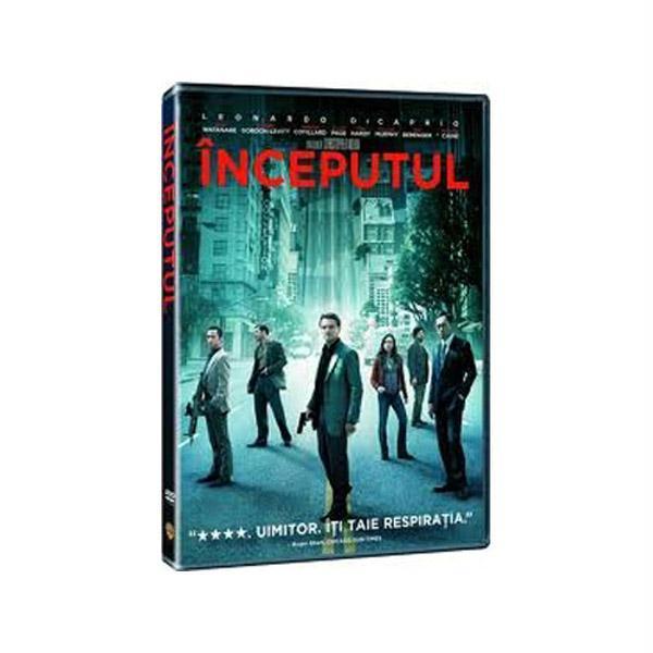 Inceputul DVD