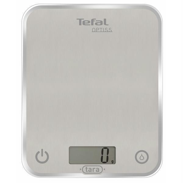 Cantar de bucatarie TEFAL BC5004, 5kg, argintiu