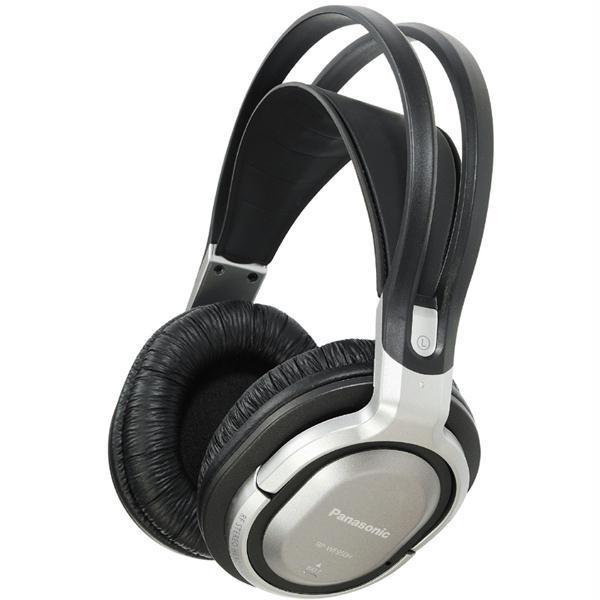 Casti PANASONIC RP-WF950E-S, Bluetooth, On-Ear, argintiu