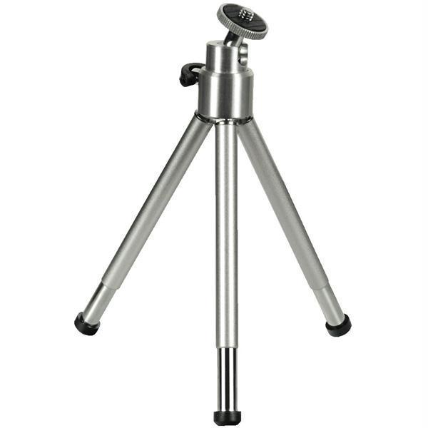 Mini trepied foto-video HAMA Ball L 4009, argintiu