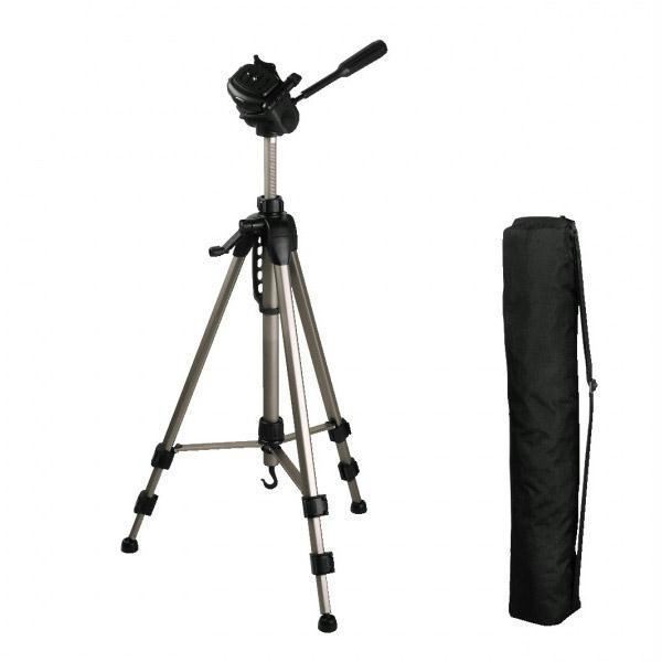 Trepied foto-video 160cm HAMA Star 62, argintiu