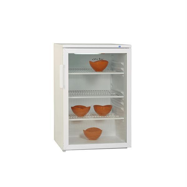 Vitrina frigorifica ARCTIC V145, 130 l, 85.4 cm, B, alb