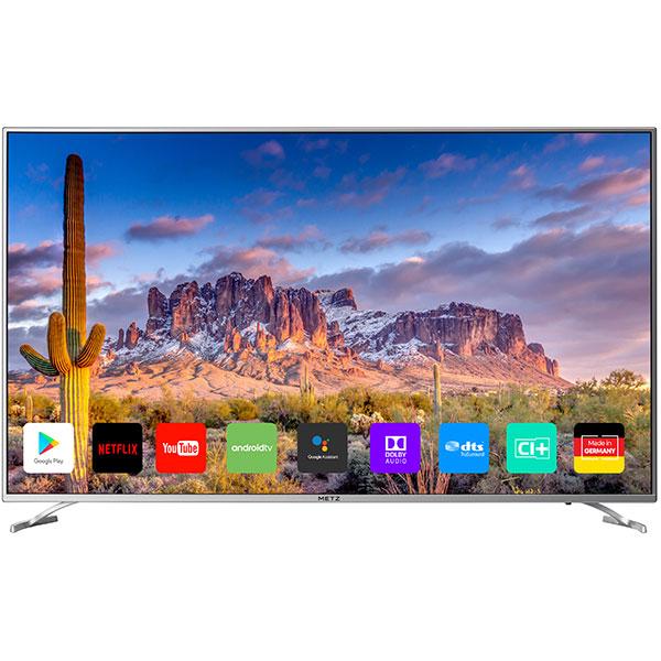 Televizor LED Smart Ultra HD 4K, HDR, 147 cm, METZ 58G2AMTZS