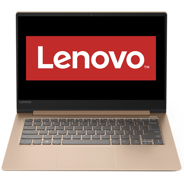 "Laptop LENOVO IdeaPad 530S-14IKB, Intel Core i7-8550U pana la 4.0GHz, 14"" Full HD, 16GB, SSD 512GB, Intel UHD Graphics 620, Free Dos, Cooper"