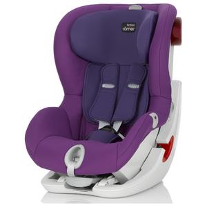 Scaun auto BRITAX ROMER King II LS, 9-18kg, Mineral Purple