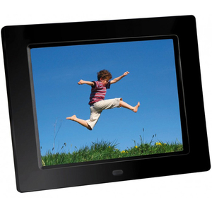 Rama foto digitala Braun DigiFrame 855, 8 inch, negru