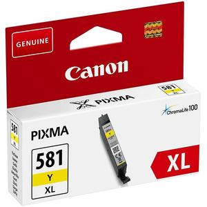 Cartus CANON Pixma CLI-581XL, galben