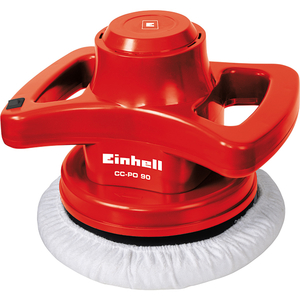 Masina electrica de polisat auto EINHELL CC-PO 90, 3700rpm, 240mm, 90W