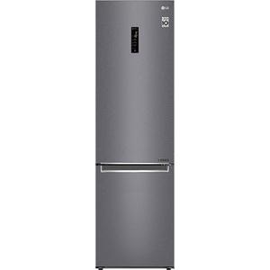 Combina frigorifica LG GBB62DSHZN, 384 l, 203 cm, A++, grafit