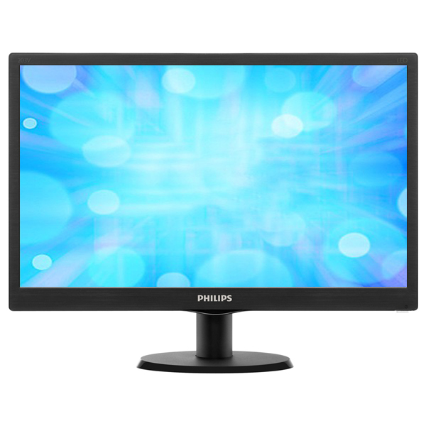 "Monitor LED PHILIPS 203V5LSB26/10, 19.5"", HD+ negru"