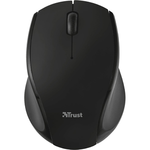 Mouse Wireless TRUST Oni, 1200 dpi, negru