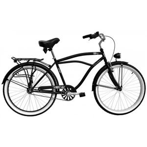 """Bicicleta de oras DHS Travel 2695, 26"""", negru"""