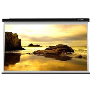 """Ecran de proiectie SOPAR New Slim 2201SL, 200 x 150 cm, 76"""", alb-negru"""