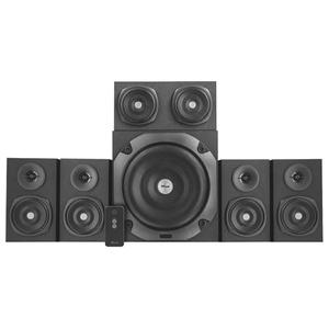 Boxe TRUST Vigor 22236, 5.1, 75W, negru