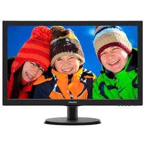 """Monitor LED TN PHILIPS 223V5LHSB2, 21.5"""", Full HD, 60Hz, negru"""