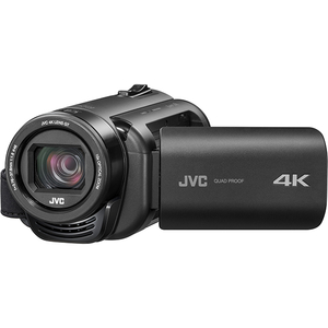Camera video JVC Quad-Proof 4K GZ-RY980HEU, negru