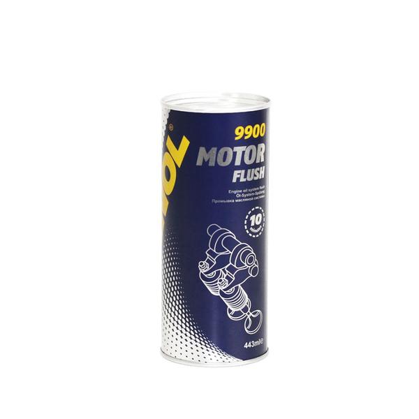 Solutie MANNOL pentru curatare motor in 10 min, 443 ml