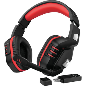 Casti Gaming Wireless TRUST GXT 390 Juga, 7.1 surround, multiplatforma, USB, negru