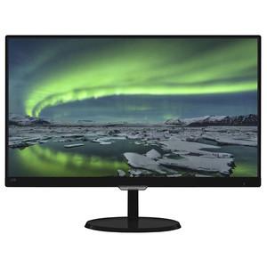 """Monitor LED AH-IPS PHILIPS 237E7QDSB/00, 23"""", Full HD, 60Hz, negru"""