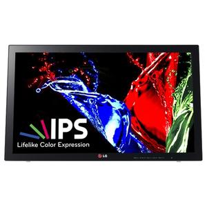 """Monitor LED IPS LED 23ET63V-W, 23"""" Touch, Full HD, negru-alb"""