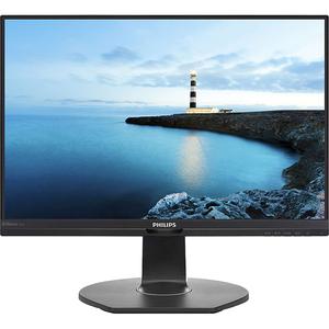 "Monitor LED IPS PHILIPS 241B7QUPEB, 23.8"", Full HD, 60 Hz, negru"