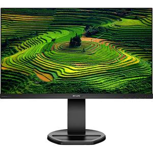 "Monitor LED IPS PHILIPS 241B8QJEB, 23.8"", Full HD, 60 Hz, negru"