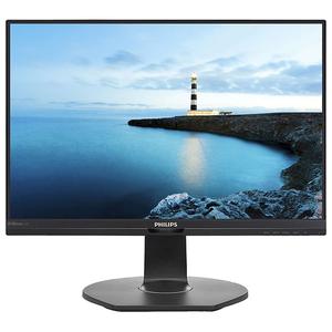 "Monitor LED IPS PHILIPS 242B7QPTEB/00, 23.8"", WQHD, 60Hz, FlickerFree, negru"
