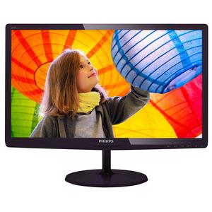 """Monitor LED IPS-ADS PHILIPS 247E6QDAD, 23.6"""", Full HD, negru"""