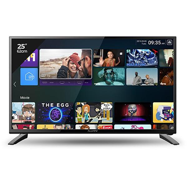 Televizor LED Smart Full HD, 62 cm, ALLVIEW, 25ATS5000-F