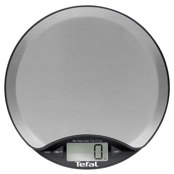 Cantar de bucatarie TEFAL BC1500, 5kg, argintiu