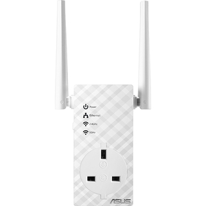 Wireless Range Extender ASUS RP-AC53 AC750, 300+433 Mbps, alb