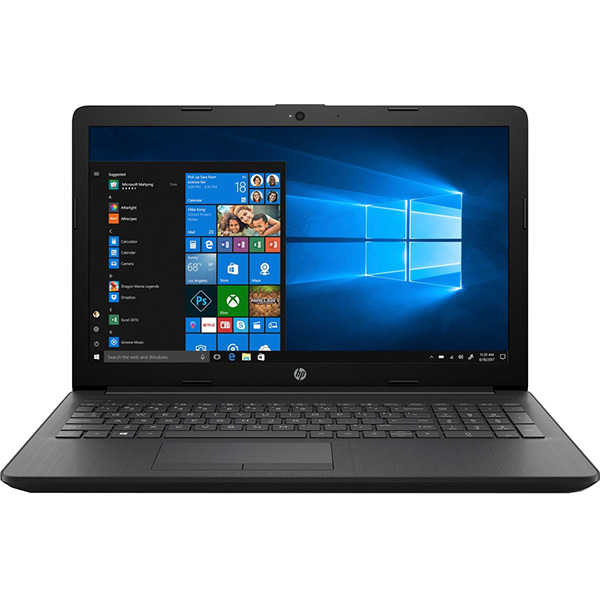 "Laptop HP 15-db0005nq, AMD Ryzen 5 2500U pana la 3.6GHz, 15.6"" Full HD, 8GB, 1TB, AMD Radeon Vega 8, Windows 10 Home"