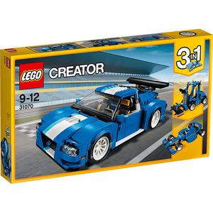 LEGO Creator: Masina pentru curse de raliu turbo, 31070