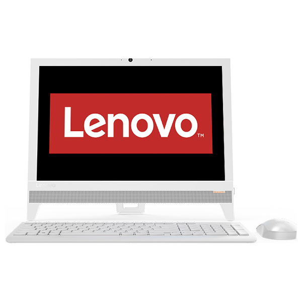 "Sistem All in One LENOVO IdeaCentre 310-20IAP, 19.5"" HD, Intel Pentium J4205 pana la 2.6GHz, 4GB, 1TB, Intel HD Graphics 505, Free Dos"