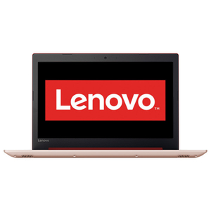 "Laptop Lenovo IdeaPad 320-15IAP, Intel Celeron N3350 pana la 2.4GHz, 15.6"" HD, 4GB, 1TB, Intel HD Graphics 500, Free Dos, rosu"