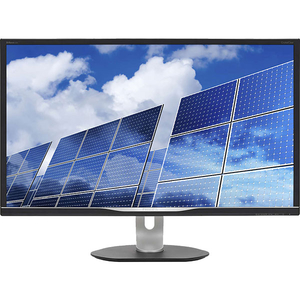 "Monitor LED IPS PHILIPS 328B6QJEB, 31.5"", WQHD, 60 Hz, negru"