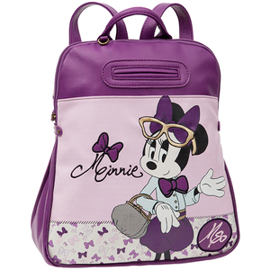 Rucsac de copii DISNEY Minnie Glam 3292251, mov