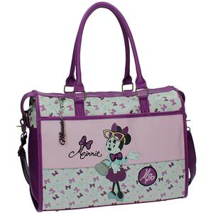 Geanta de mana pentru copii DISNEY Minnie Glam 3293151, mov