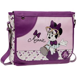 Geanta de laptop pentru copii DISNEY Minnie Glam 3295051, mov